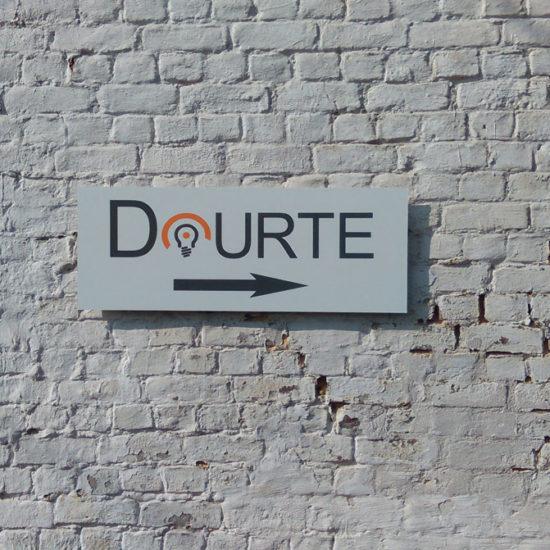Panneau pour Dourte - Grafipix